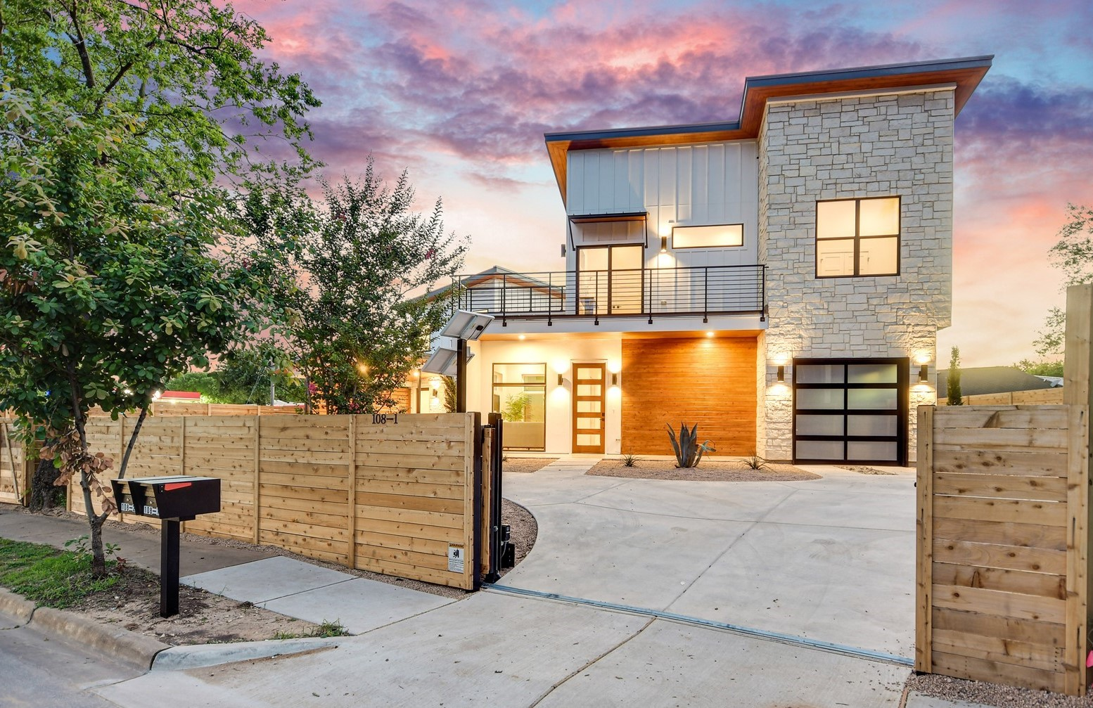 The 108 Tillery Street, Building 1 is <b>SOLD</b>. It is an exciting new modern home with 4 Bedrooms, 3.5 Bathrooms, and a 1-Car Garage.