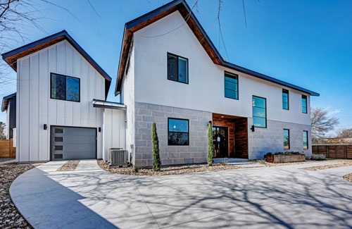The 304 Tillery Street Custom Home is <b>Available</b> and is an exciting new modern home with 4 Bedrooms, 4.5 Bathrooms, and a 1-Car Garage.